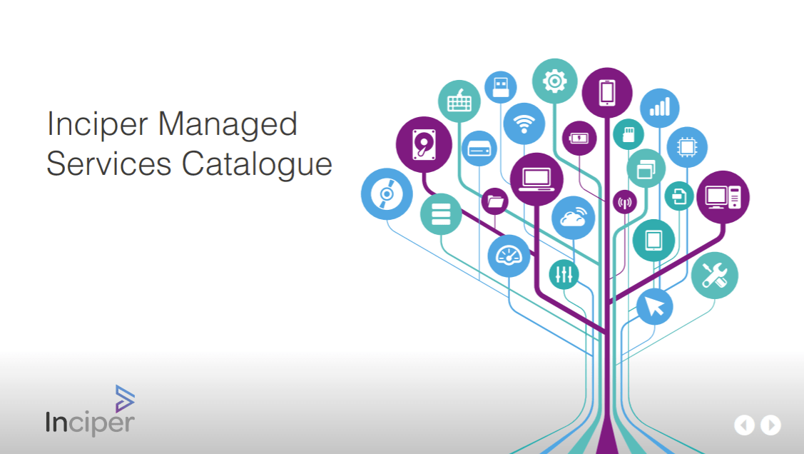 Managed Services Catalogue